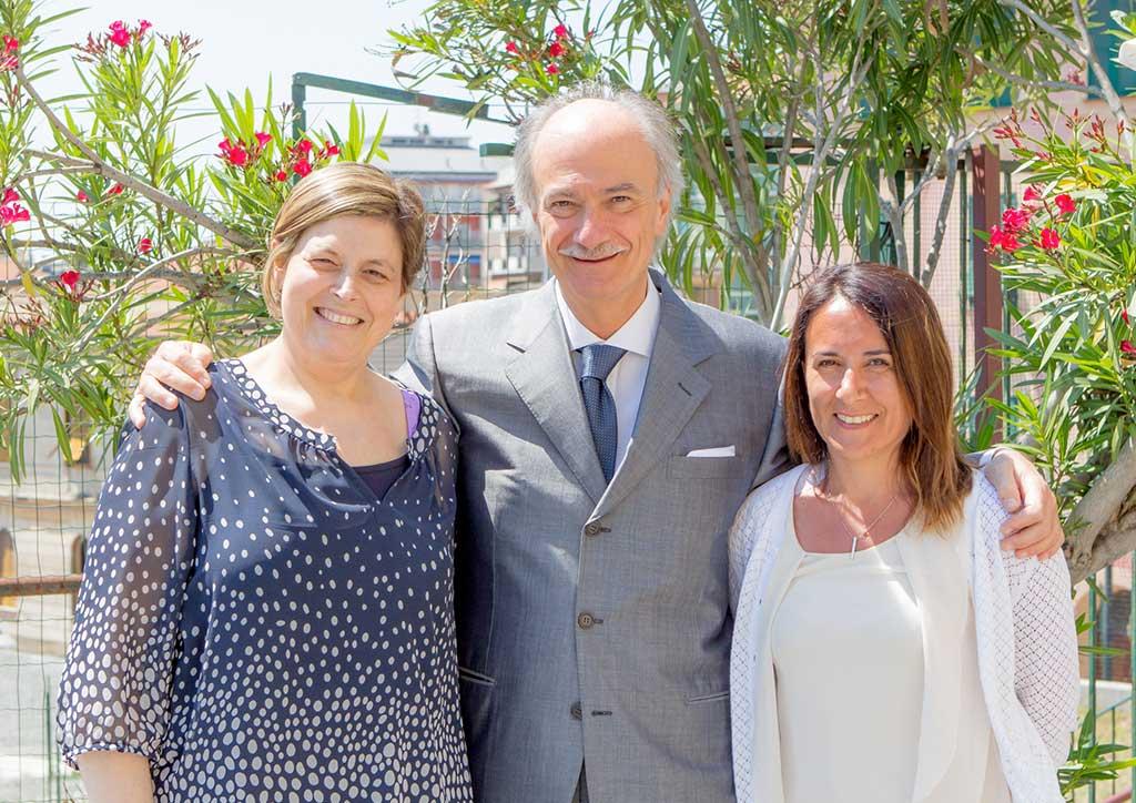 personale amministrazione della Scuola Maria Luigia