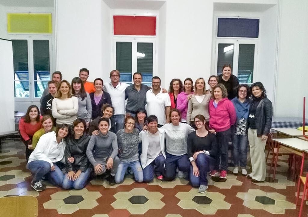 Personale della Scuola Maria Luigia di Chiavari