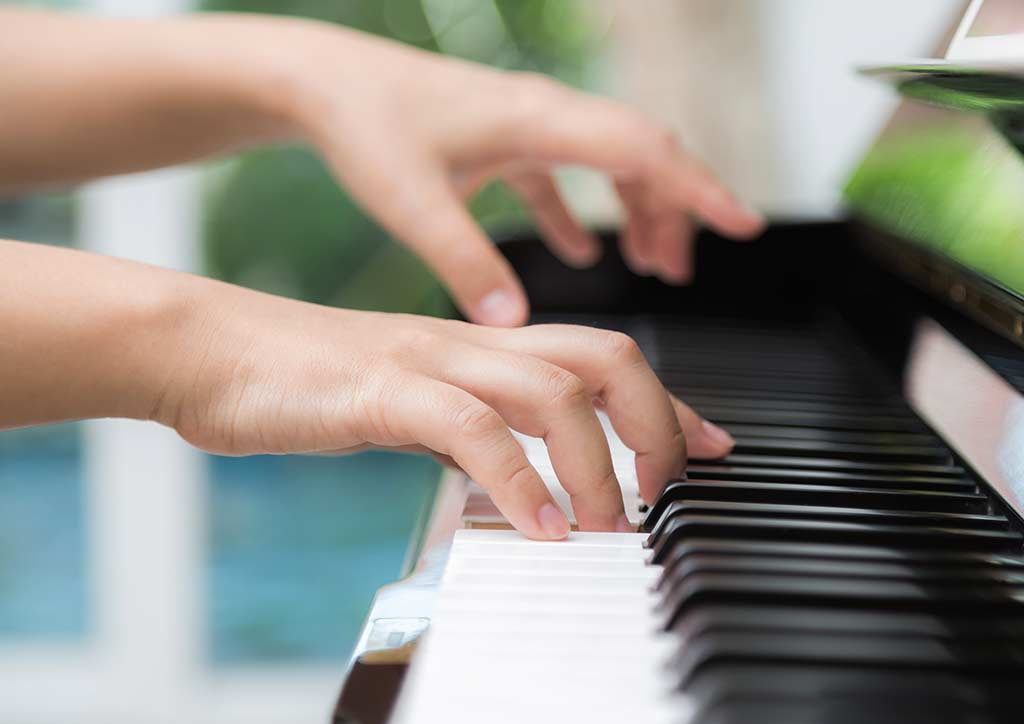 Scuola Maria Luigia scuola dell'infanzia piano musica