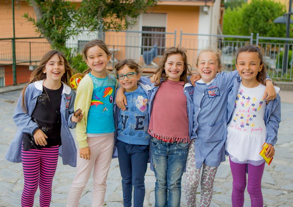 Scuola Primaria Scuola Maria Luigia di Chiavari terzo anno