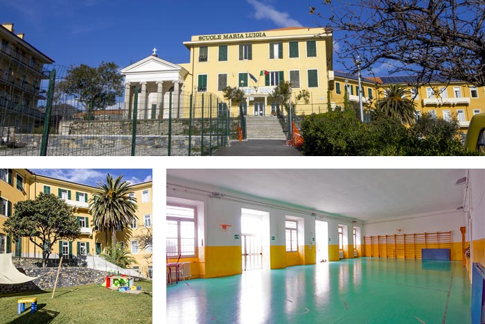 Scuola Maria Luigia di Chiavari