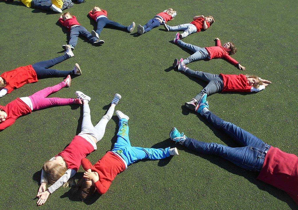 Attività psicomotorie Scuola dell'infanzia