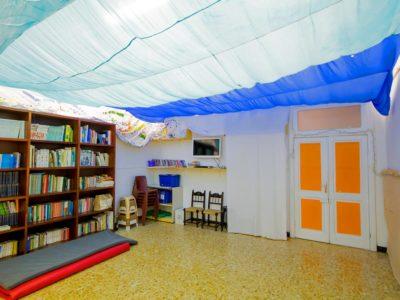 Scuola dell'infanzia Maria Luigia Aula arancione