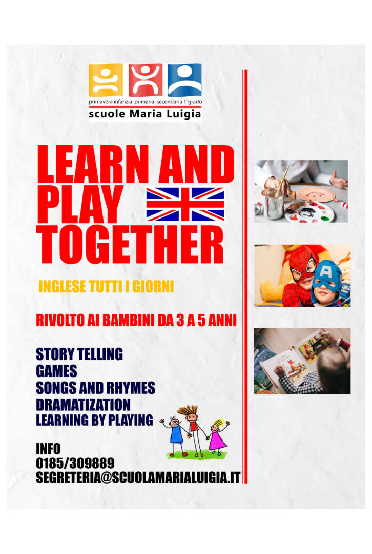 LEARN AND PLAY TOGETHER